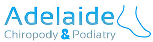 Adelaide Chiropody and Podiatry Logo